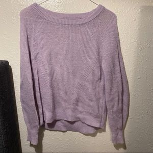 Light weight fitted Sweater